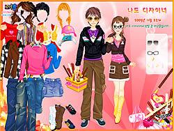 Gioca gratuitamente a First Date Fashion