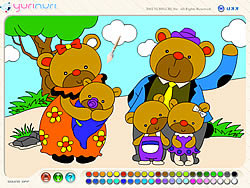 Играть бесплатно в игру Bear Family