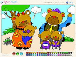 Gioca gratuitamente a Bear Family