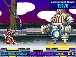 Megaman X Virus Mission 2 game