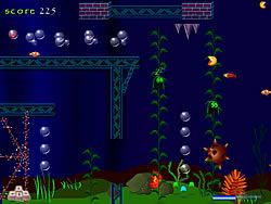 Gioca gratuitamente a Madpac Underwater