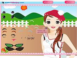 Beautiful Eyes game