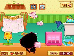 Gioca gratuitamente a Cat Angel Cookie Rescue