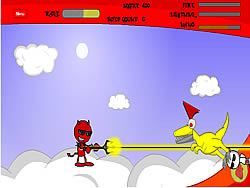 Devil Kid game
