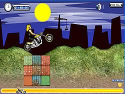 Moto Rallye Game game