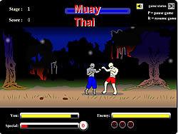 Muay Thai game