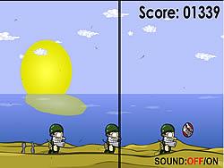 Run Soldier Run game