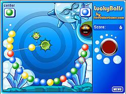 Maglaro ng libreng laro Lucky Balls