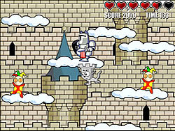 Permainan Castle Cat