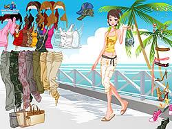 Maglaro ng libreng laro Summer Cargo Pants