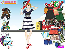 Forever Fashion Dressup game