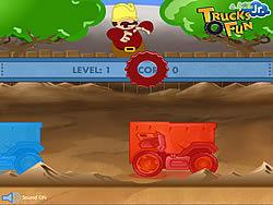 Trucks Fun game