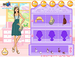 Shopping Spree Dress Up game