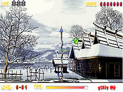 Pang Flash game
