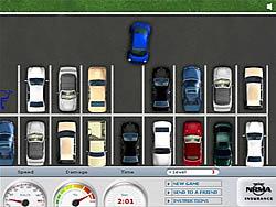 Играть бесплатно в игру Car Park Challenge
