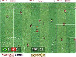 Играть бесплатно в игру Japan Soccer