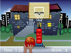 Gioca gratuitamente a Basketball