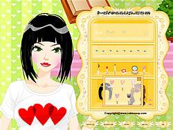 Gioca gratuitamente a Girl Dressup Makeover 13