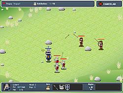 Anacroz Tacticsゲーム