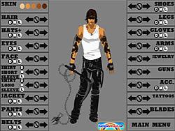 Gioca gratuitamente a Action Hero Creator