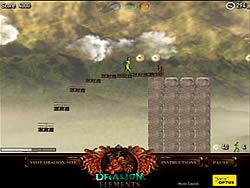 Gioca gratuitamente a Dralion Elements