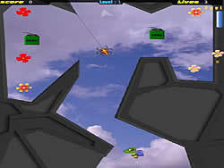 Turtle Flightゲーム