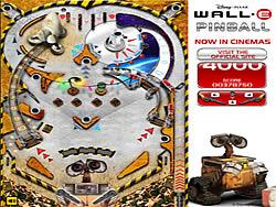 Gioca gratuitamente a Wall-E Pinball