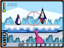 Penguin Arcade game