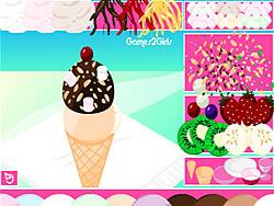 Juega al juego gratis Decorate Ice Cream