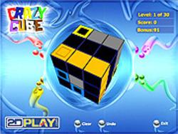 Crazy Cubeゲーム