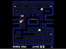 Jogar jogo grátis Pacman 2