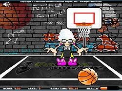 Играть бесплатно в игру Ultimate Mega Hoops 2 - Granny Style