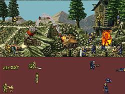 Gioca gratuitamente a Metal Slug Battle Creator
